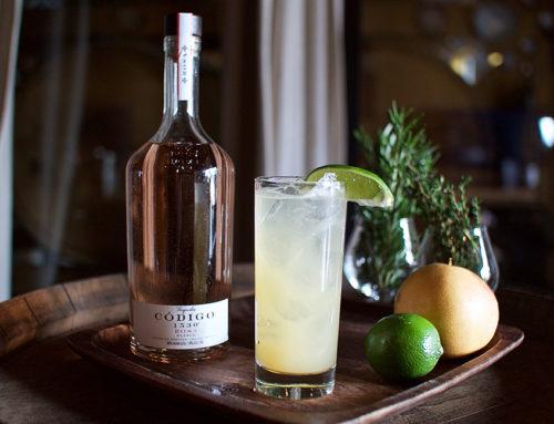 #Idée Cocktail : Le Codigo Rosa Margarita!